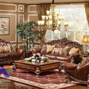 sofa ukir mewah jati waldorf svanana