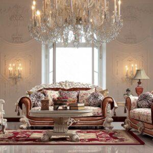 model sofa mewah ukir jepara